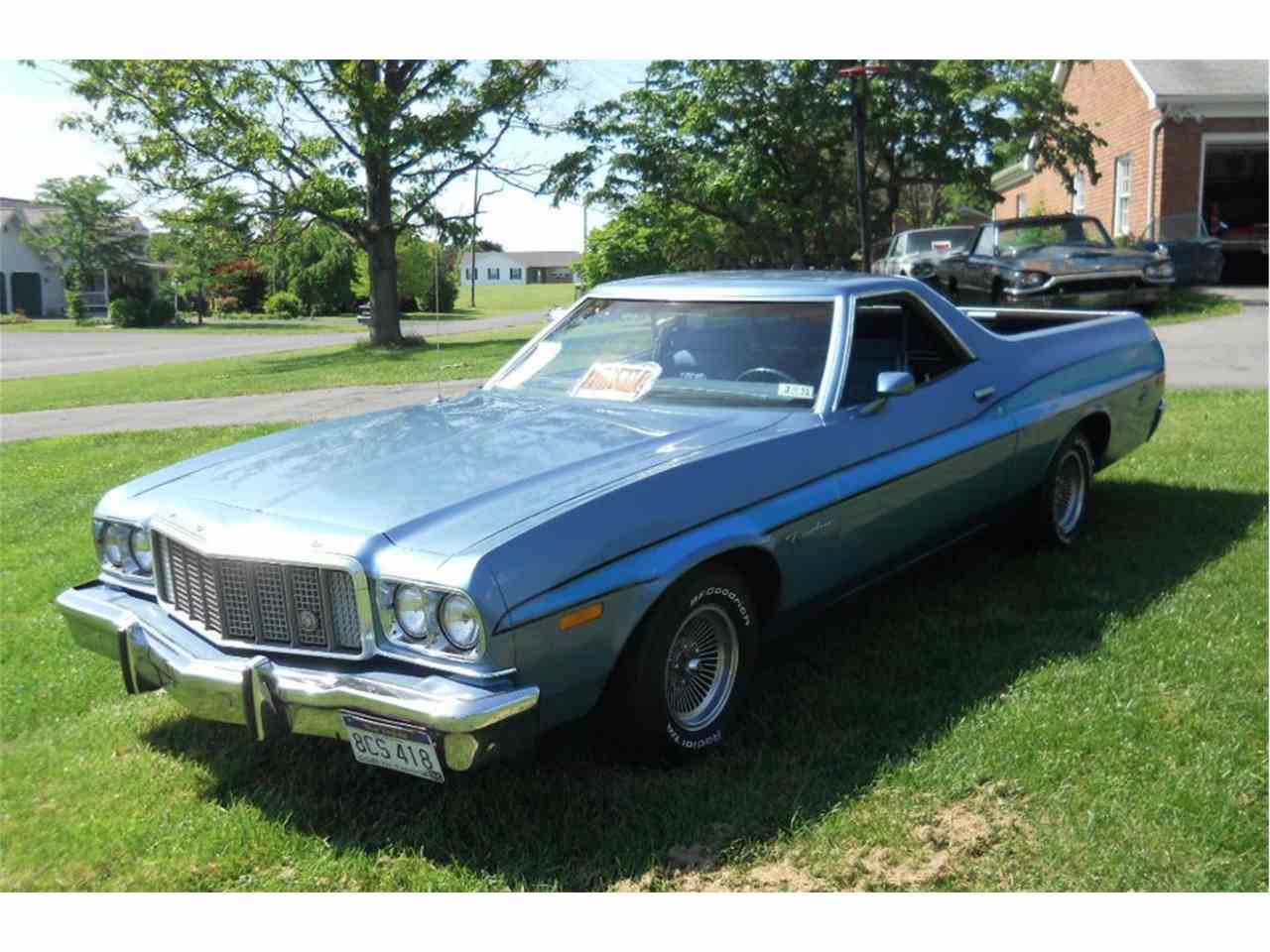 Large Picture of '74 Ford Ranchero located in West Virginia Offered by a Private Seller - BXKP