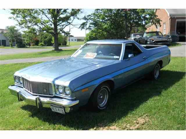 1974 Ford Ranchero | 556729