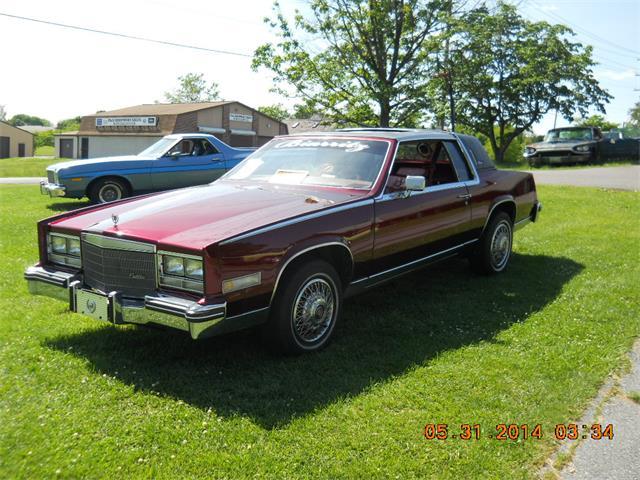 1984 Cadillac Eldorado Biarritz | 556747