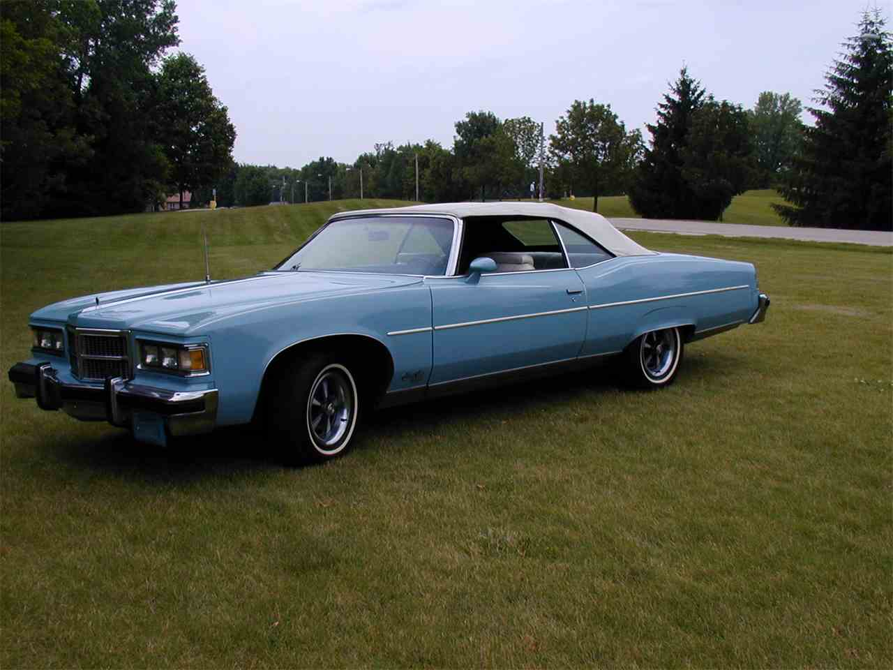 1975 Pontiac Grand Ville for Sale - CC-550705