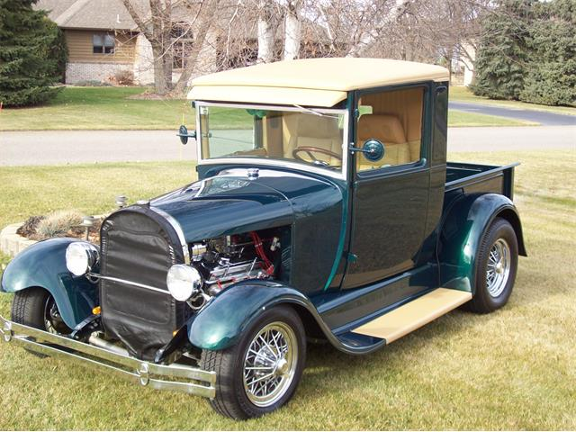1928 Ford Model A | 557063