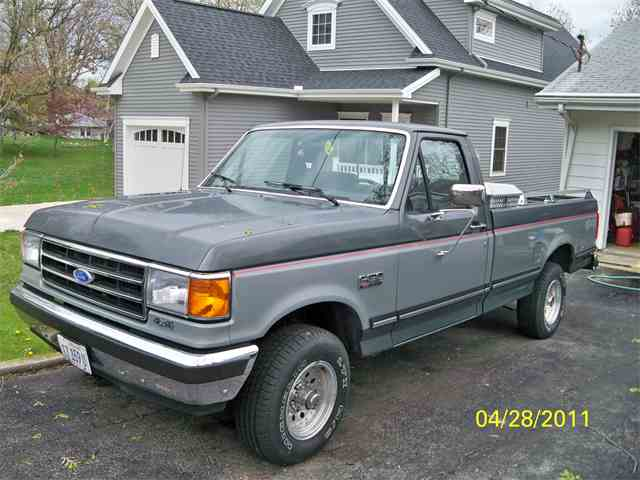 1991 Ford F150 | 557107