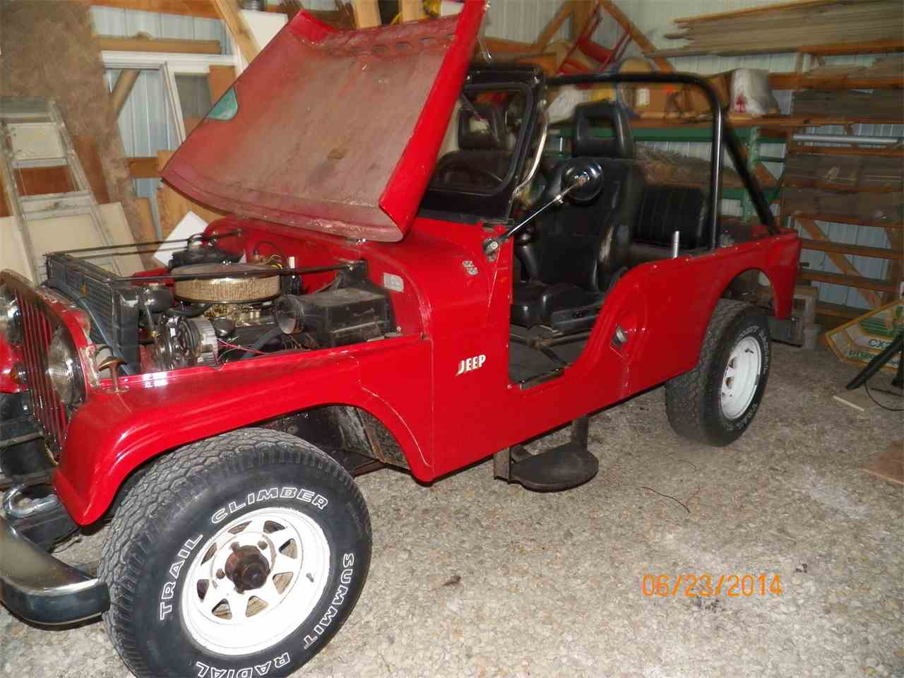 Large Picture of '64 CJ6 - BXVB