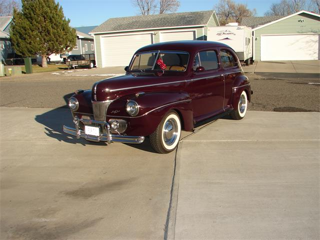 1941 Ford Super Deluxe | 557180