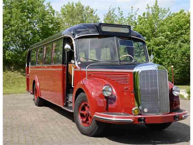 1950 Mercedes-Benz O 6600 | 557447