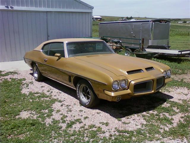 1972 Pontiac GTO | 550755