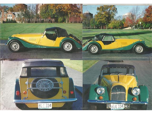 1970 Morgan Plus 8 | 558027
