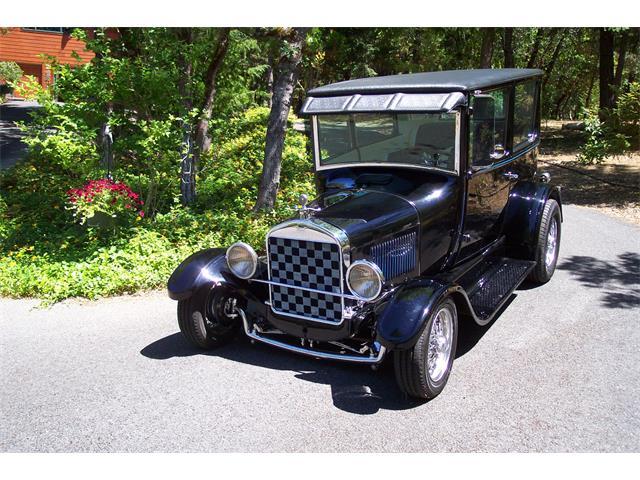 1926 Ford 2-Dr Sedan | 558029