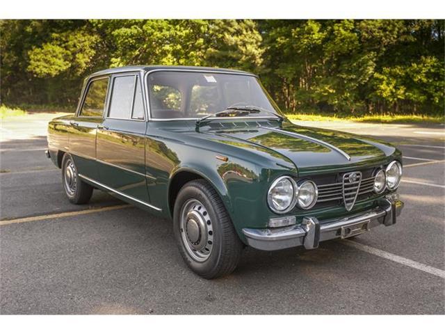 1969 Alfa Romeo Guilia | 558585