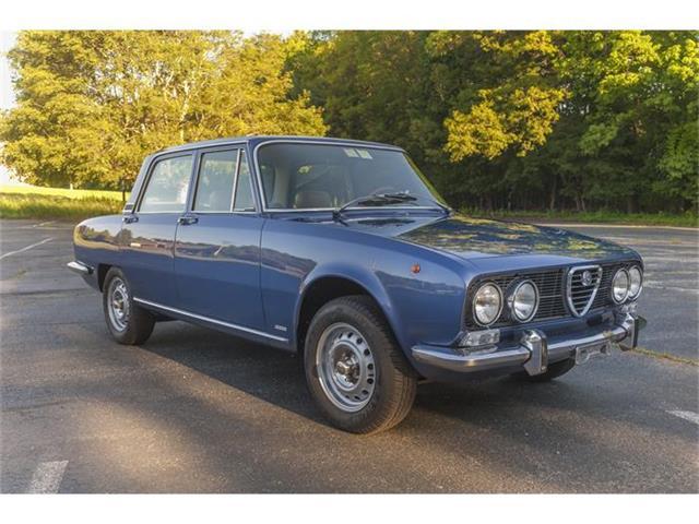 1972 Alfa Romeo Berlina | 558588
