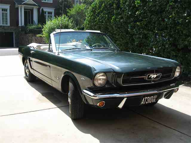1964 Ford Mustang | 558899