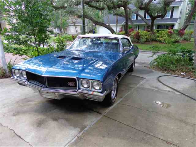 1970 Buick Gran Sport | 558920