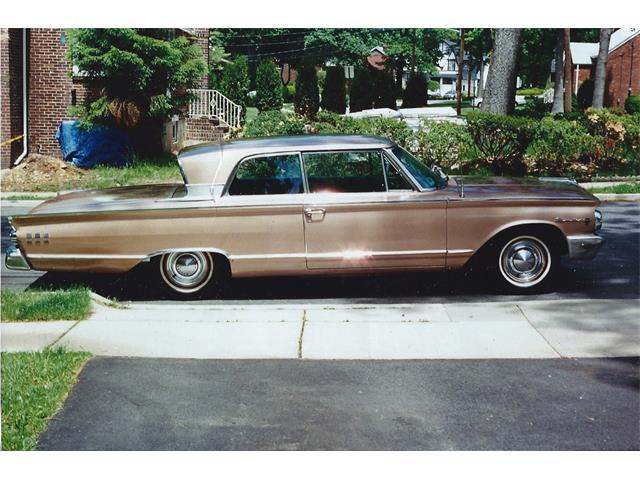1963 Mercury Monterey | 550894