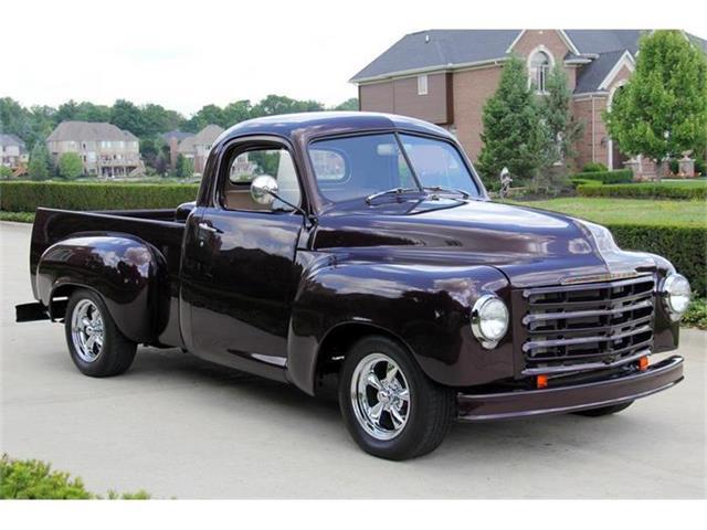 1952 Studebaker Pickup   559120