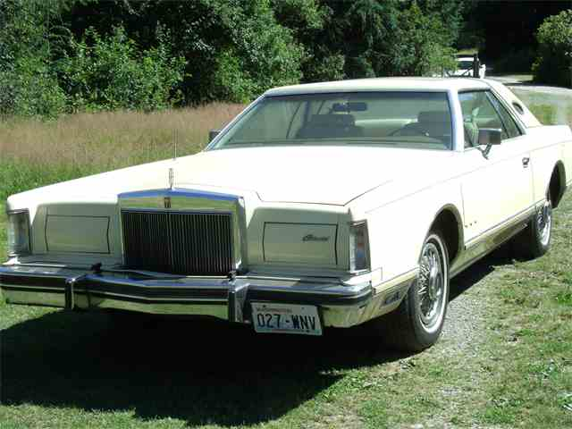 1978 Lincoln Continental Mark V | 559451