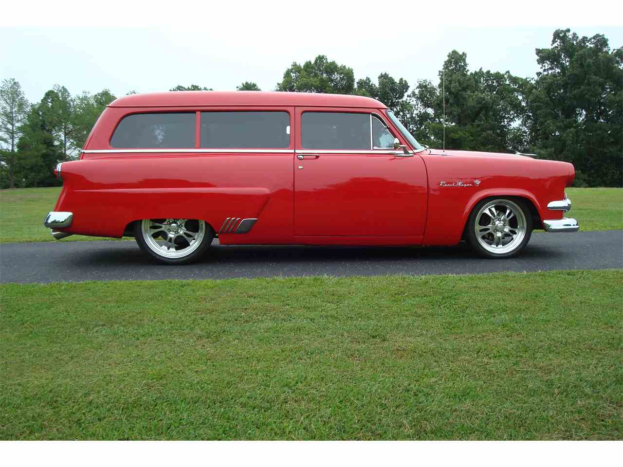Large Picture of '54 Ranch Wagon - C0WR