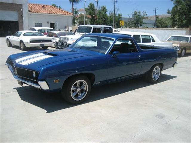 1970 Ford Ranchero   561215