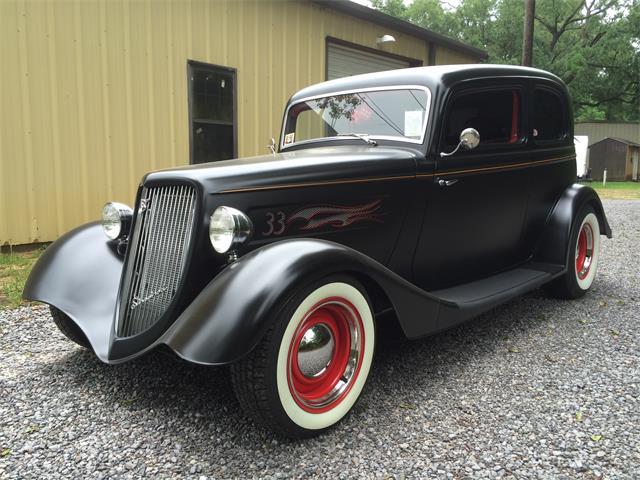 1933 Ford Victoria | 561724