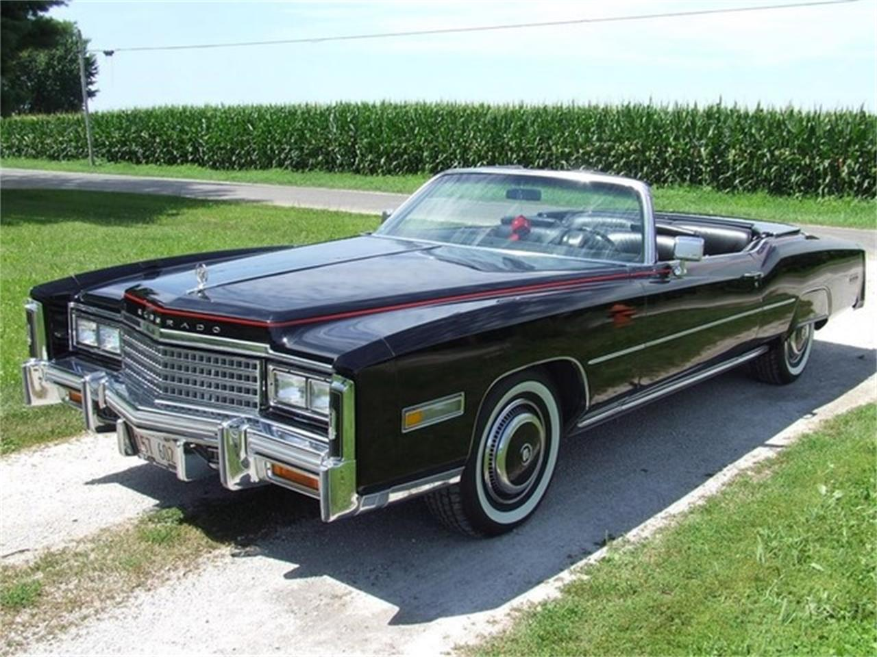 1978 cadillac eldorado for sale cc 561863. Black Bedroom Furniture Sets. Home Design Ideas