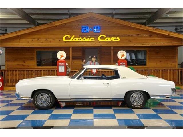 1970 Chevrolet Monte Carlo | 562037