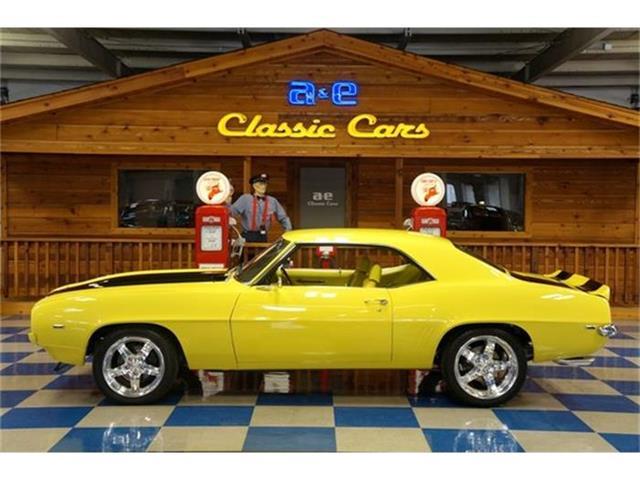 1969 Chevrolet Camaro Z28 | 562529