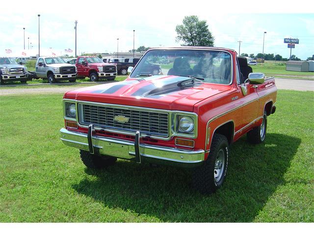 1974 Chevrolet Blazer | 562836