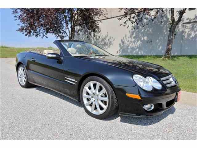 2007 Mercedes-Benz SL55 | 563514