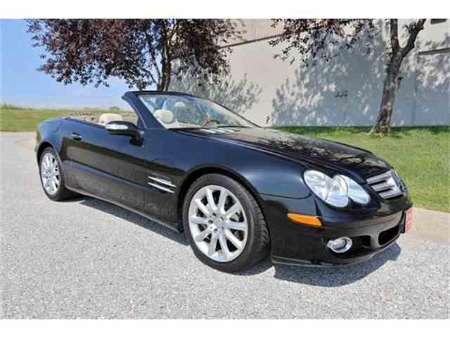 2007 Mercedes-Benz SL55 | 563514