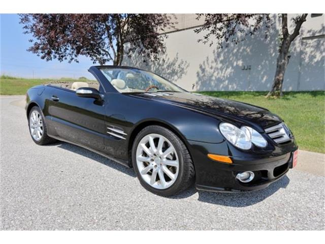 2007 Mercedes-Benz SL550 | 563514