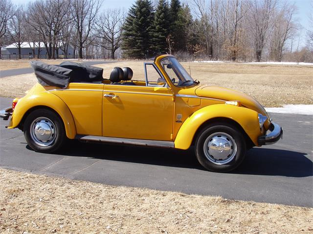1978 Volkswagen Beetle For Sale Classiccars Com Cc 563523