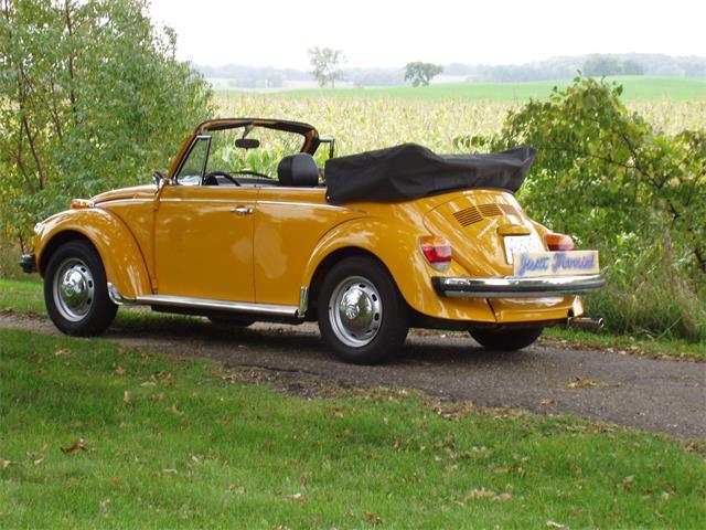 1978 Volkswagen Beetle For Sale Classiccars Com Cc 563523
