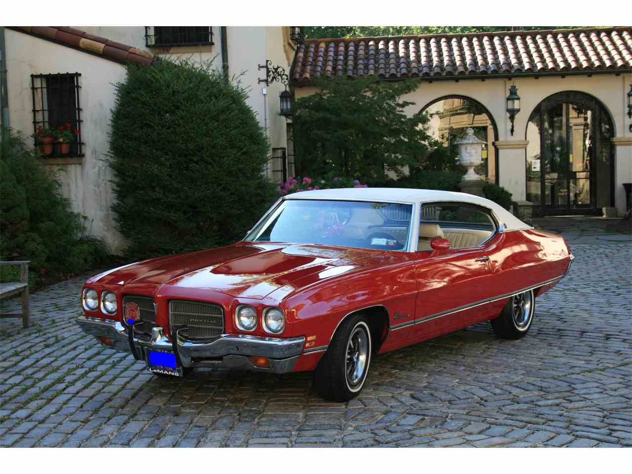 1972 pontiac le mans - photo #31