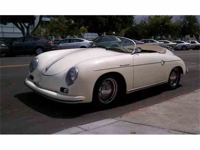 1957 Porsche Speedster | 564103