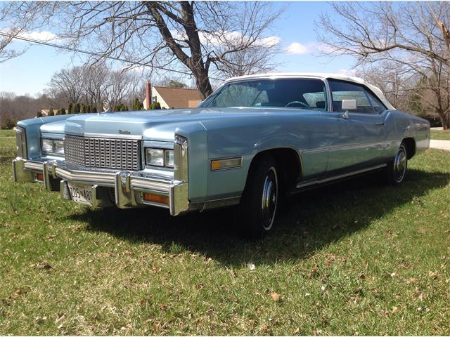 1976 Cadillac Eldorado | 564247