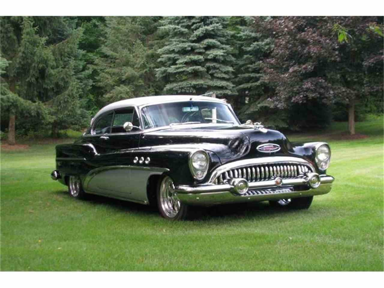1953 Buick Super Riviera For Sale Classiccars Com Cc 564248