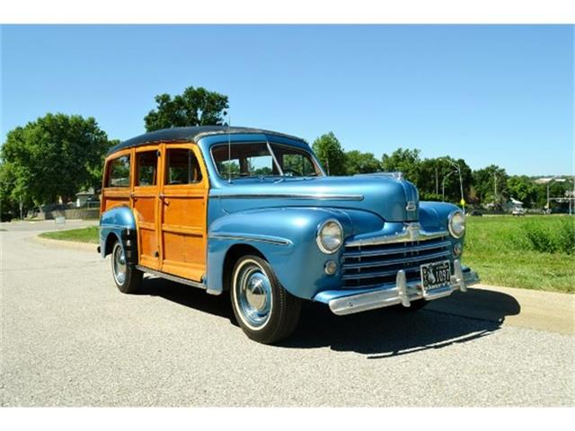 1947 Ford Woody Wagon for Sale | ClassicCars.com | CC-564249
