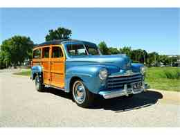 1947 Ford Woody Wagon for Sale - CC-564249