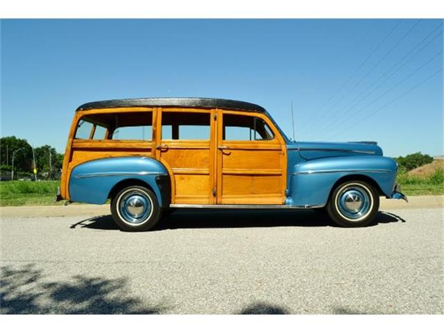 Ford Dealers Omaha >> 1947 Ford Woody Wagon for Sale | ClassicCars.com | CC-564249