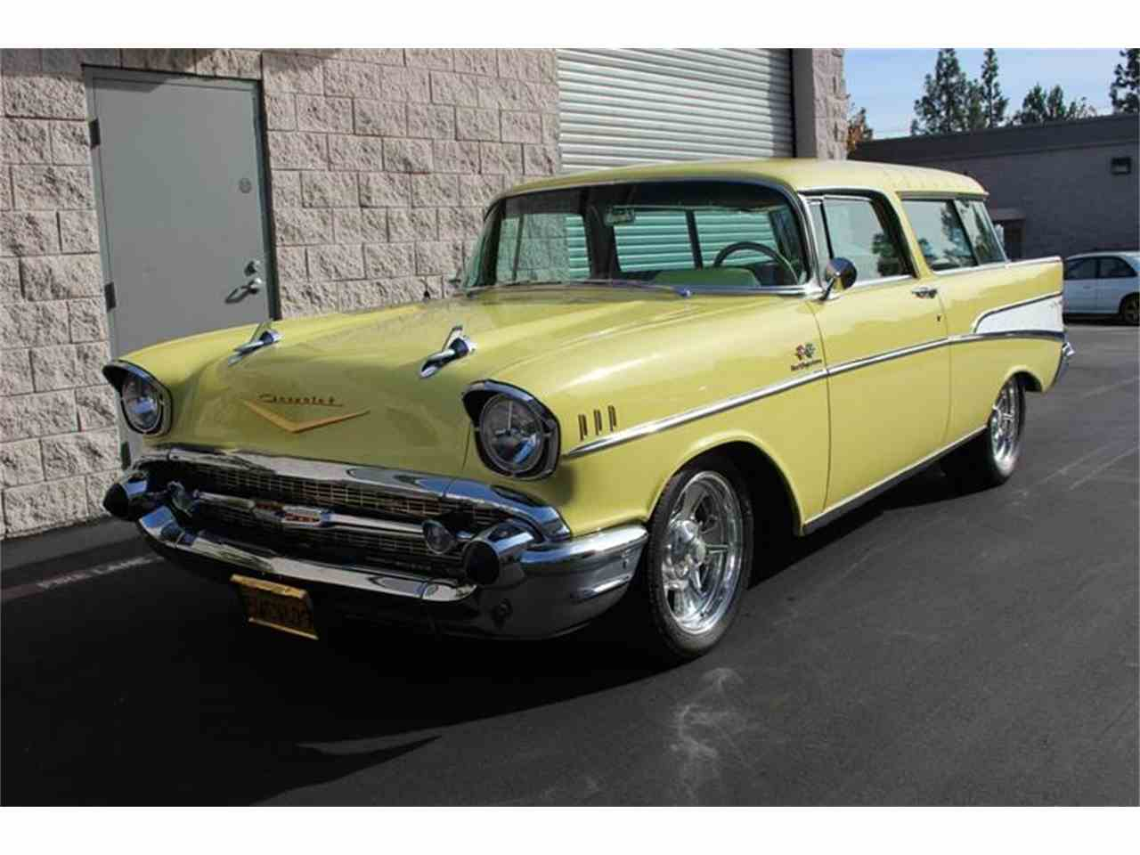 1957 Chevrolet Nomad for Sale - CC-564839