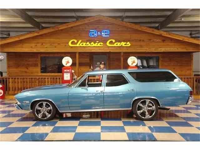 1968 Chevrolet Nomad   565412