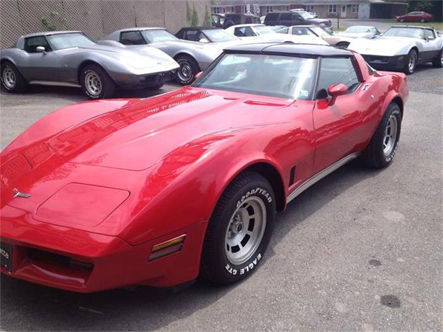 1980 Chevrolet Corvette | 565432