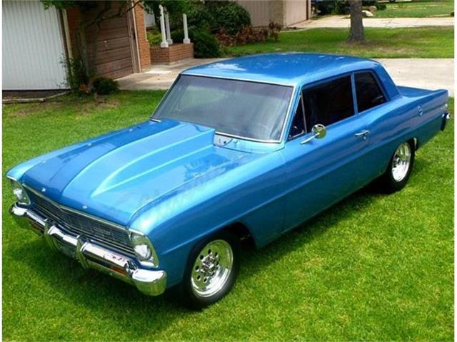 1966 Chevrolet Chevy II Nova | 565463