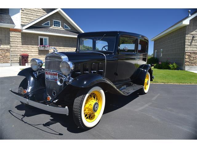 1932 Chevrolet 2-Dr Sedan | 565988
