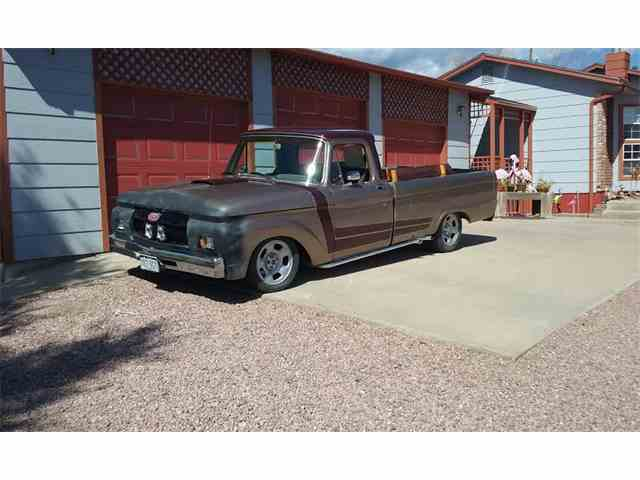 1964 Ford F100 | 566076