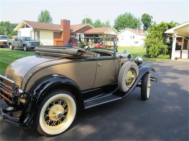 1930 Ford Model A | 566243