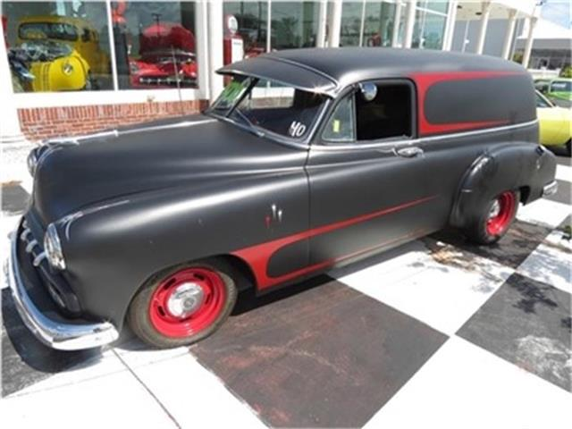 1952 Chevrolet Sedan | 560626