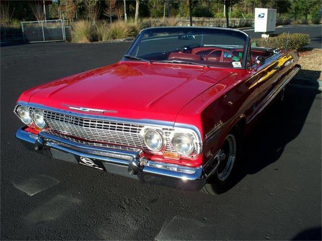 1963 Chevrolet Impala SS | 566948