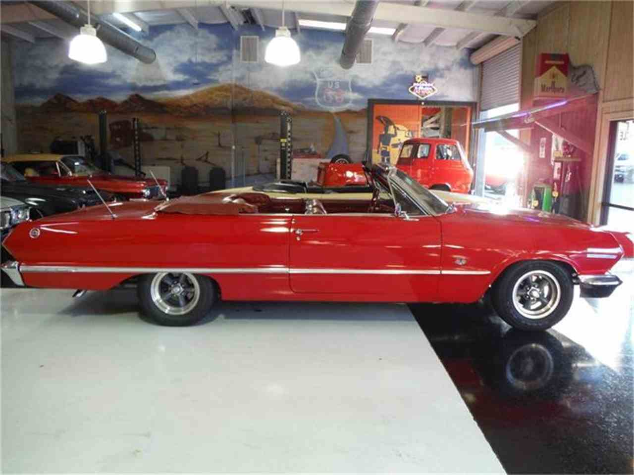 Large Picture of '63 Impala SS - C5GK