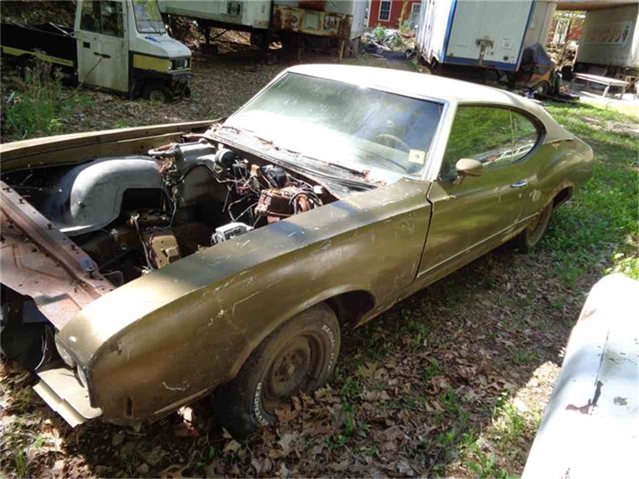 1972 Oldsmobile Cutlass Supreme for Sale - CC-567183