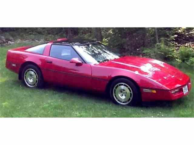 1986 Chevrolet Corvette | 567430
